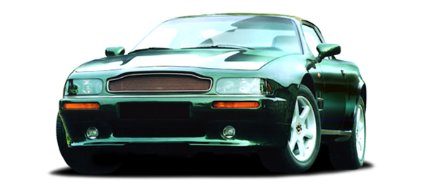 Aston Martin V8 Coupe (1990's)